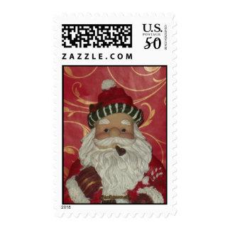 Old Santa Clause  Postage Stamp