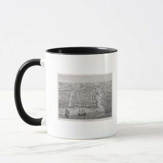 Old Santo Domingo City Mug