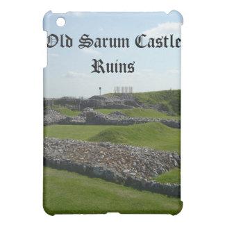 Old Sarum Castle Ruins iPad Mini Cover