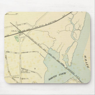 Old Saybrook Mouse Pad