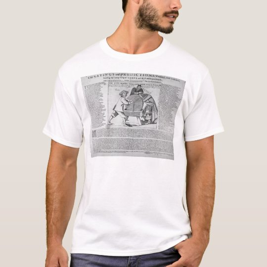 Old Sayings and Predictions T-Shirt