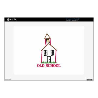 """Old School 15"""" Laptop Skins"""
