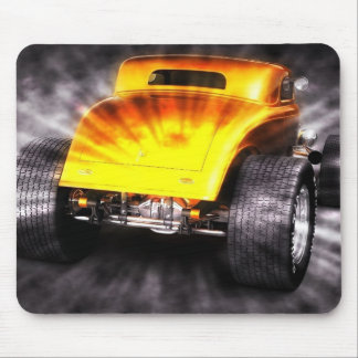 Old school 1934 Hot rod Coupe Mouse Pad