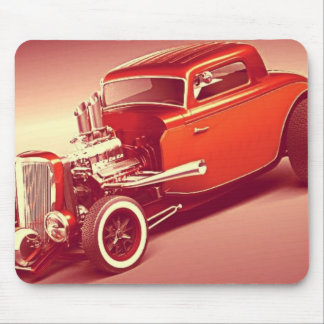 Old school 1934 Hot rod Mouse Pad