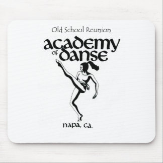 Old School Academy of Dance Reunion Mouse Pad