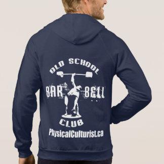 Old School Barbell Club - Bent Press Tshirts