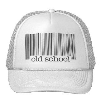 Old School Barcode hat