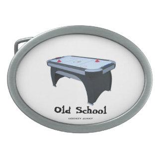 OLD SCHOOL BELT BUCKLE