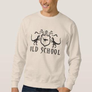 Old School Black Design Sweatshirt