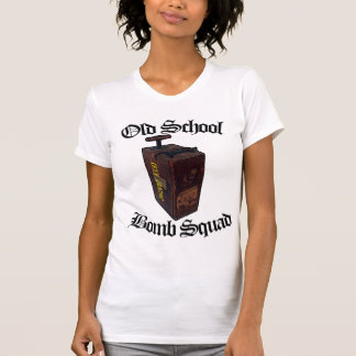 Old School Bomb Squad T Shirt