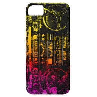 Old School Boombox Art iPhone SE/5/5s Case