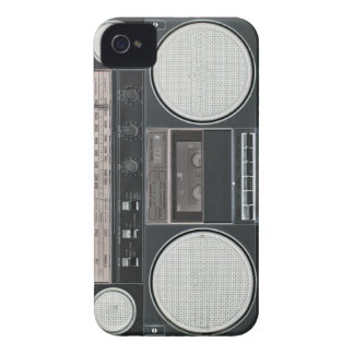 Old School Boombox iPhone 4 / 4S Case