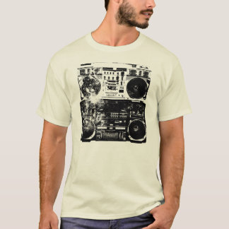 Old School Boomboxes T-Shirt
