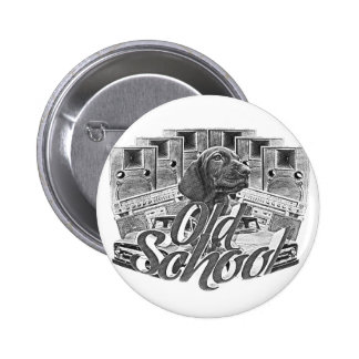 Old School Pinback Buttons