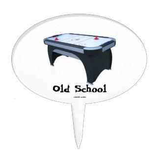OLD SCHOOL CAKE TOPPER
