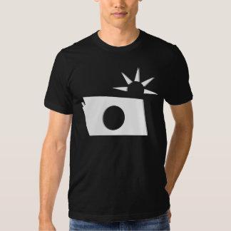 Old School Camera T Shirt