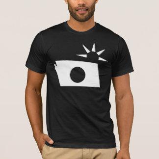 Old School Camera T-Shirt