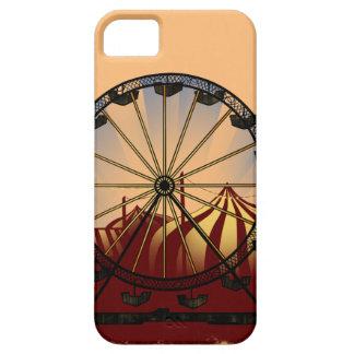 Old School Carnival Ferris Wheel iPhone SE/5/5s Case