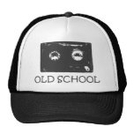 Old School cassette! Mesh Hat