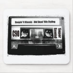 Old School Cassette Mouse Pad