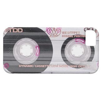 Old school cassette tape iPhone 5 case