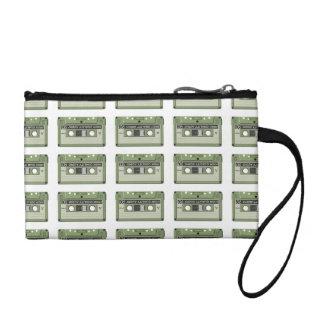 Old school cassette Tape Coin Wallet