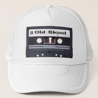 Old School Cassette Tape Hat