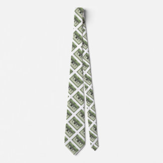 Old school cassette Tape Neck Tie
