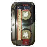 Old School Cassette Tape Samsung Galaxy SIII Cases