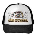 Old School cassette Trucker Hats