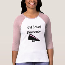 Old School Cheerleader T-Shirt