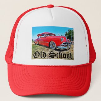 Old School Chevrolet Lowrider Bomb Car Hat