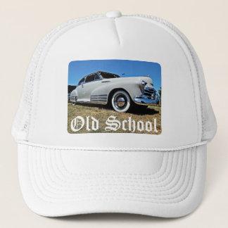 Old School Chevy Fleetline Lowrider Bomb Car Hat