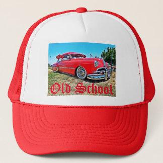 Old School Chevy Lowrider Bomb Car Hat