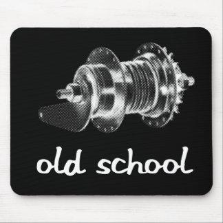 Old School Coaster Hub Mouse Pad
