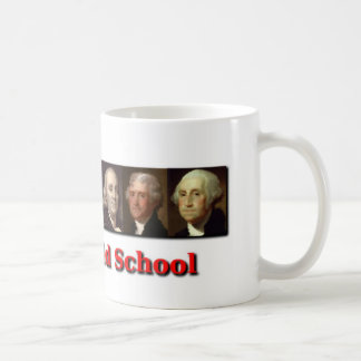 Old School Coffee Cup Mugs