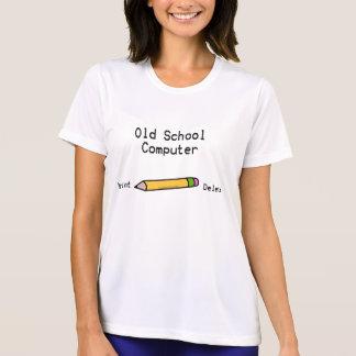 Old School Computer Tshirt