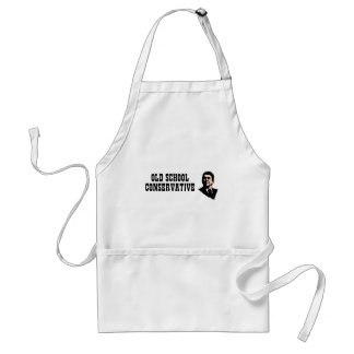 Old School Conservative Aprons