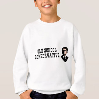 Old School Conservative Sweatshirt