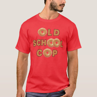 Old School Cop T-Shirt