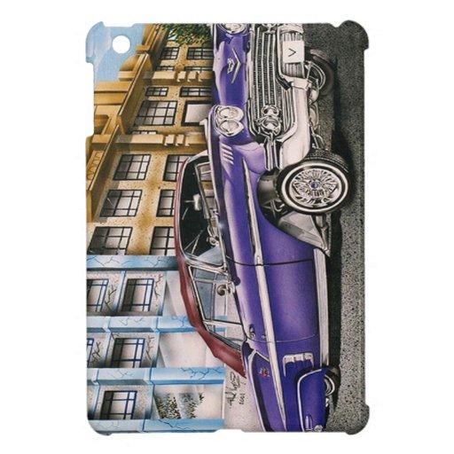 Old School Cruise iPad Mini Cases