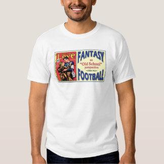 Old School Fantasy Football T-Shirt