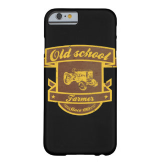 Old school farmer barely there iPhone 6 case