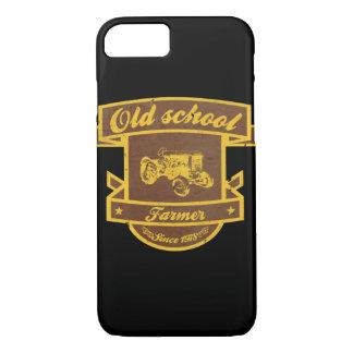 Old school farmer iPhone 8/7 case