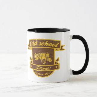 Old school farmer mug