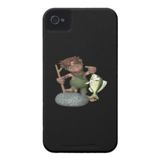 Old School Fishing Case-Mate iPhone 4 Cases