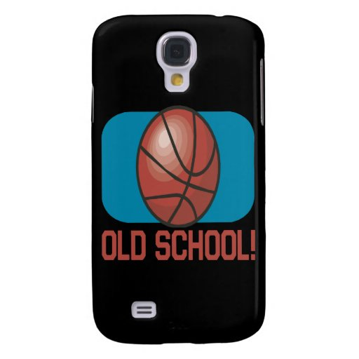Old School Galaxy S4 Covers
