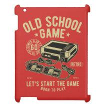 Old School Game IPAD/IPAD MINI, IPAD AIR CASE