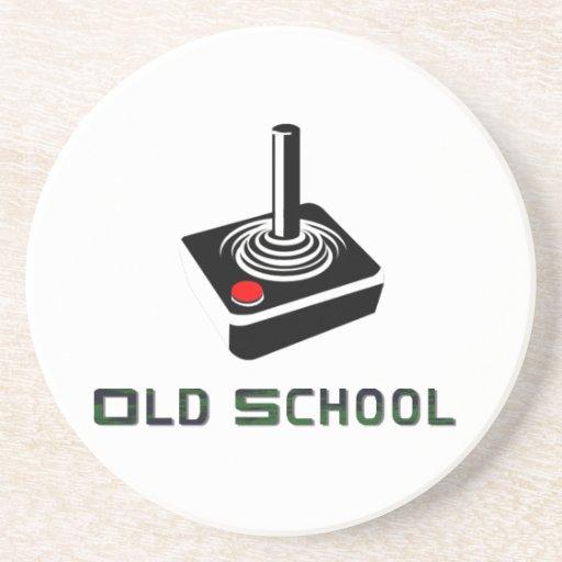 Old School Gamer Coaster