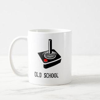 Old School Gamer Coffee Mug